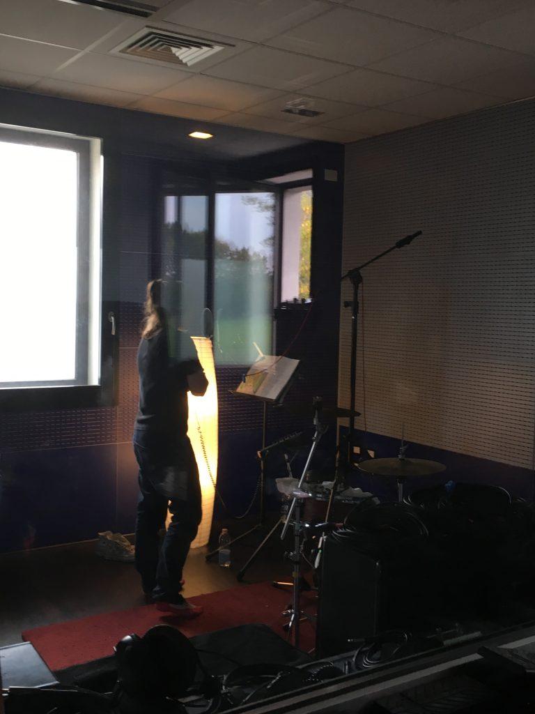 And vocals