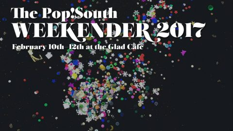 The Glasgow Pop!South Weekender 2017